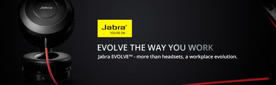 Jabra Evolve series