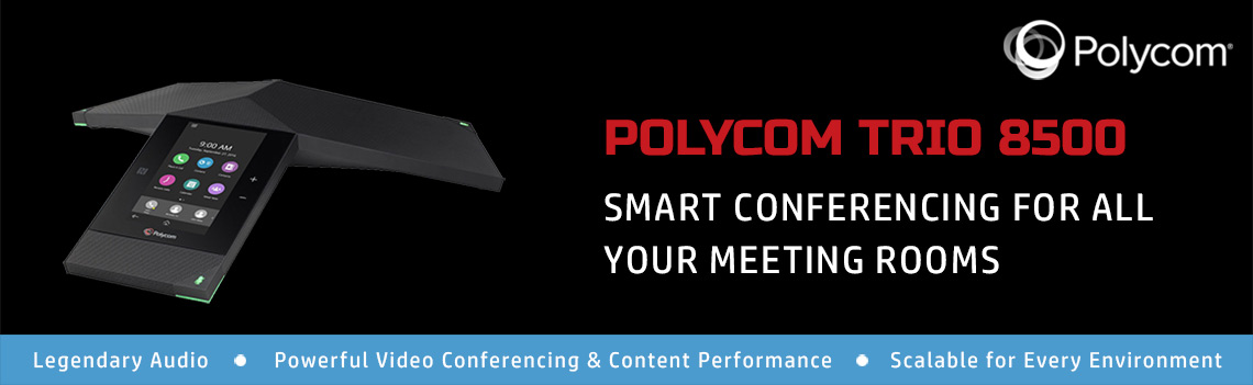 Polycom trio 8500